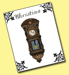 Antique Wall Clocks- Win a free clock